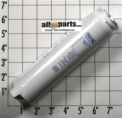 RWFDISP Built-In Water Filter Viking FREE SHIPPING! For use on built-in refrigerator models with ice & water dispenser. (PM910465)