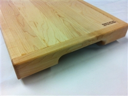 Sbcch Hardwood Cutting Board Cover For Sealed Burners